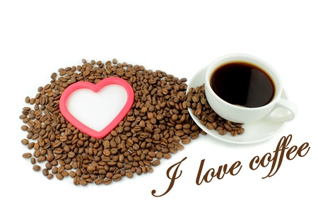 I love coffee photo