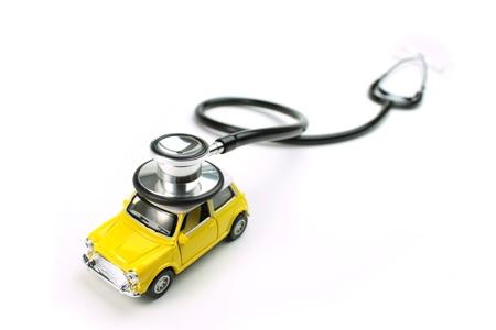 Car ispezione e riparazione