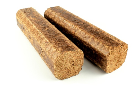 briquettes: Hard wood briquettes