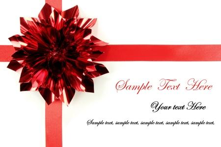 sample text: Cinta roja y el texto de muestra