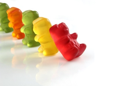 Gummy bears photo