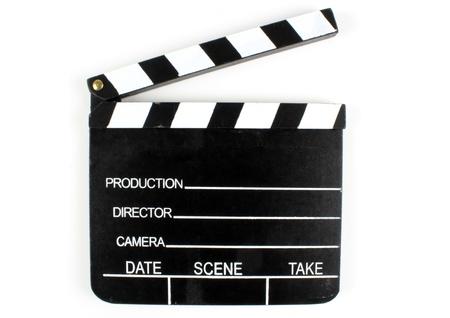 Movie clapper photo