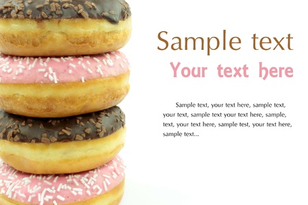 Donuts 写真素材