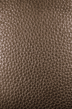 texture cuir marron: Texture de cuir brun pour le fond