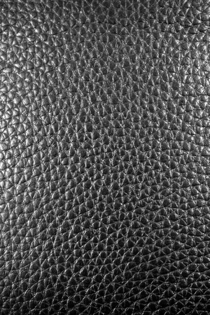 backcloth: Black leather texture for background