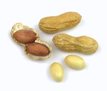 monkey nut: Peanuts Stock Photo