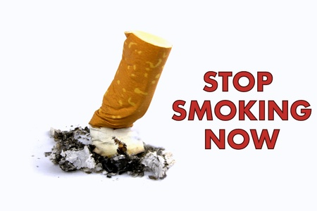 stop smoking Stock Photo - 13638311