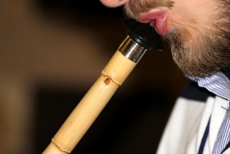 sufi: Turkish sufi music instrument;  Ney Stock Photo