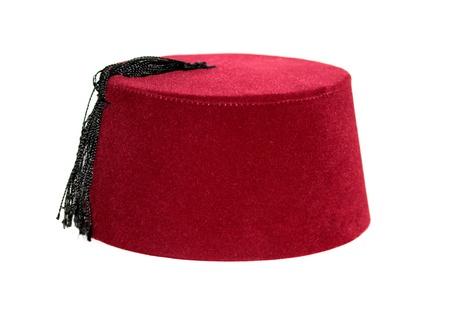 fez: Sombrero fez turco, tradicional otomana