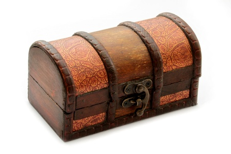 Old Treasure Chest photo