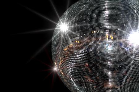 Disco ball Stockfoto