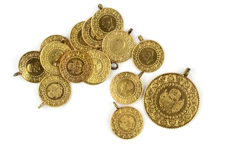 Turkish gold photo
