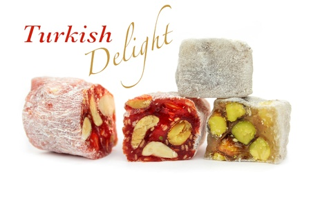 pistachios: Turkish delight