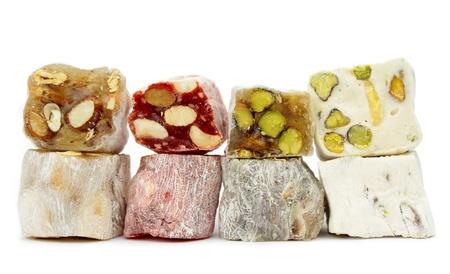 Delicious Turkish delight