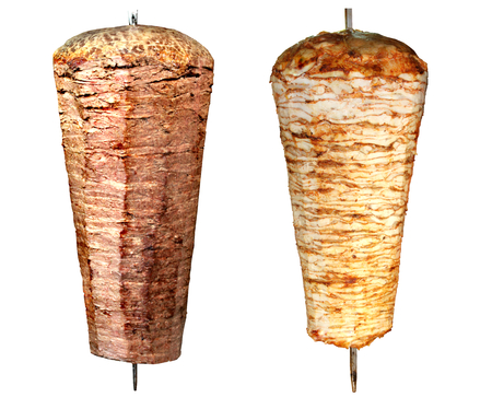 Turkish doner kebab  photo