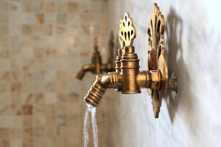 Turkish bath faucet  photo
