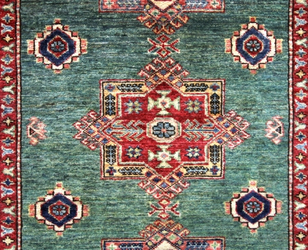 Turkish handmade carpet  Stock Photo - 22923260