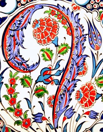 ottoman empire: Ceramic patterns