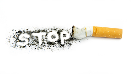 quit smoking: Stop smoking