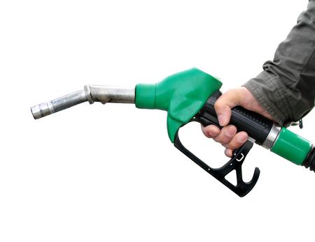 benzin: petrol station