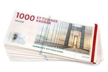 Danish krone Stock Photo - 22923282
