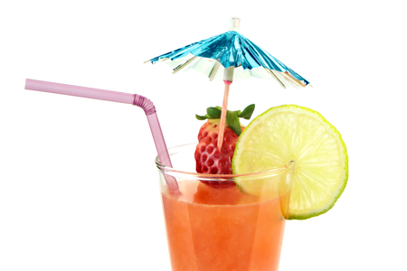 jugo de frutas: Fruta ex�tica del c�ctel de jugo