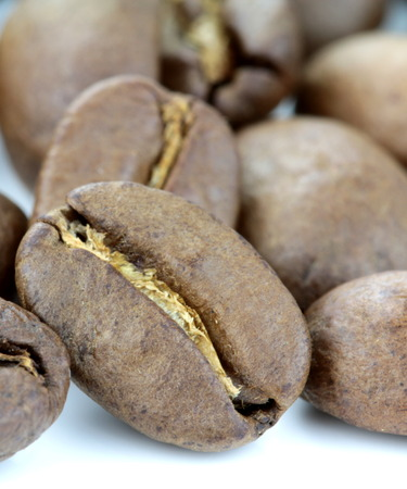 close up image: Coffee beans,close up image