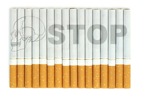 rank: Stop word on cigarettes