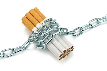 Cigarettes enchaînés