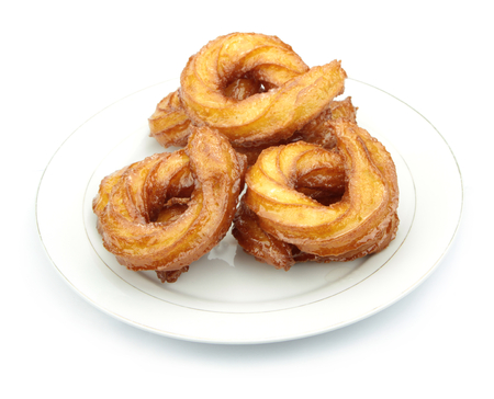favored: Turkish doughnuts or traditional ring sweet.