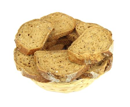pone: Sliced rye bread