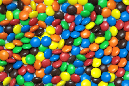dragee: Colorful dragee candies