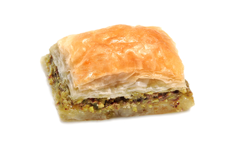 favored: Turkish baklava .