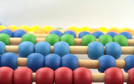 abaco: ábaco colorido