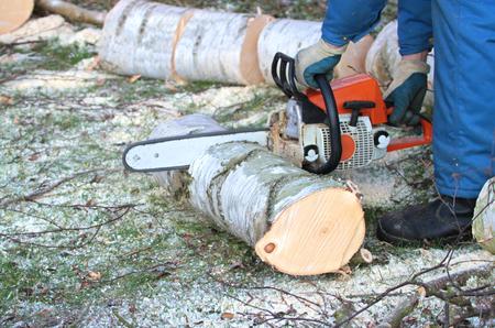 chainsaw: Chainsaw Stock Photo
