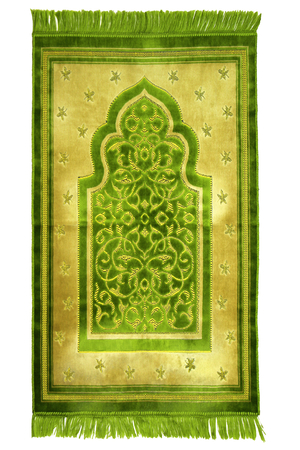 Prayer rug for muslims