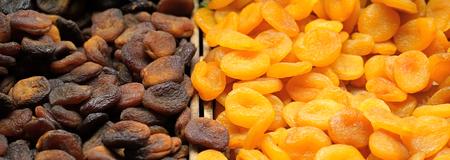 Sun dried organic Turkish apricots