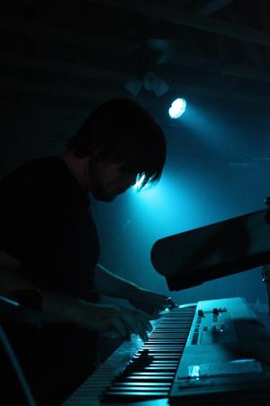 Keyboarder Standard-Bild - 11941192