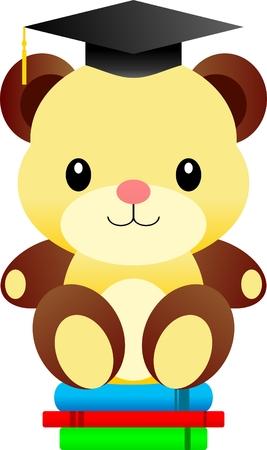 만화 곰, 테디 베어, 귀여운 곰 일러스트