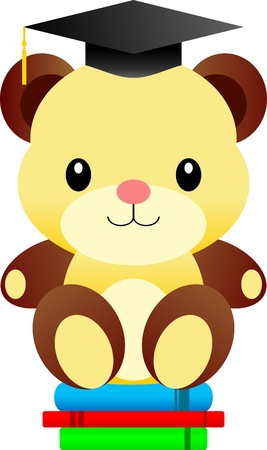 playroom: cartoon bear, teddy bear, cute bear
