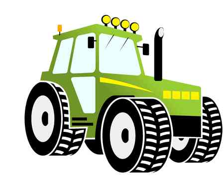 agricultural: tractor agricultural machinery