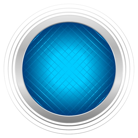 internet buttons: web button Illustration