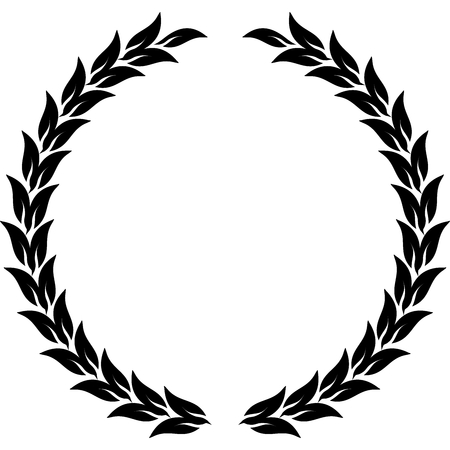 prestige: circle border Illustration