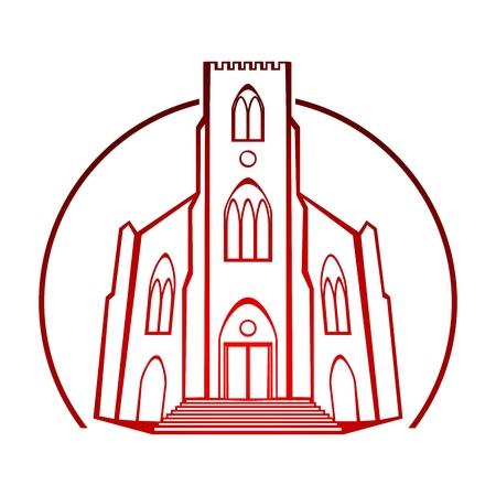 sanctuaries: church, cathedral