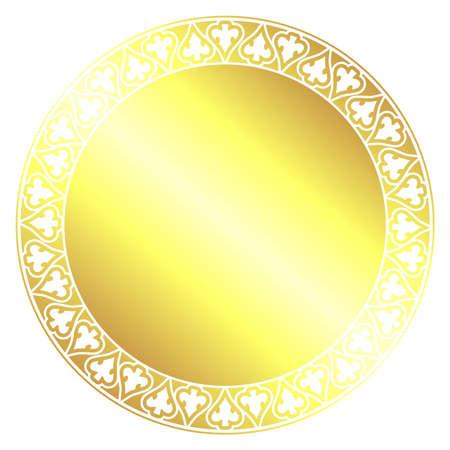 buddist: middle east circle