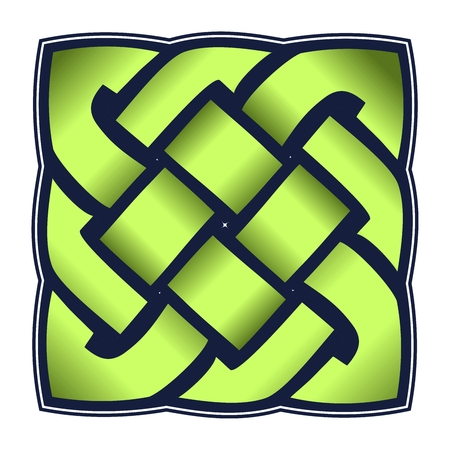interlaced: celtic knot
