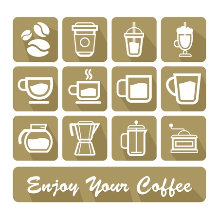 double boiler: Coffee icon