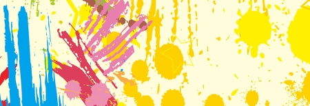 abstract paint: Abstract paint background Illustration
