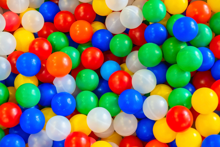 holiday, childrens party, a games room, a box filled with small colored balls