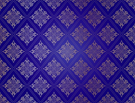 Seamless pattern for kurta pajamas - traditional clothes in Pakistan, Afghanistan, Tajikistan, Bangladesh, India, Nepal and Sri Lanka. Kurta-pajama ikat tribal art.  Ethnic ornament for fabric. Stock Vector - 102586005